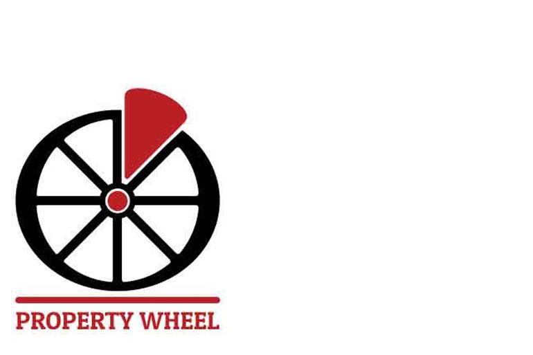 Property Wheel Logo