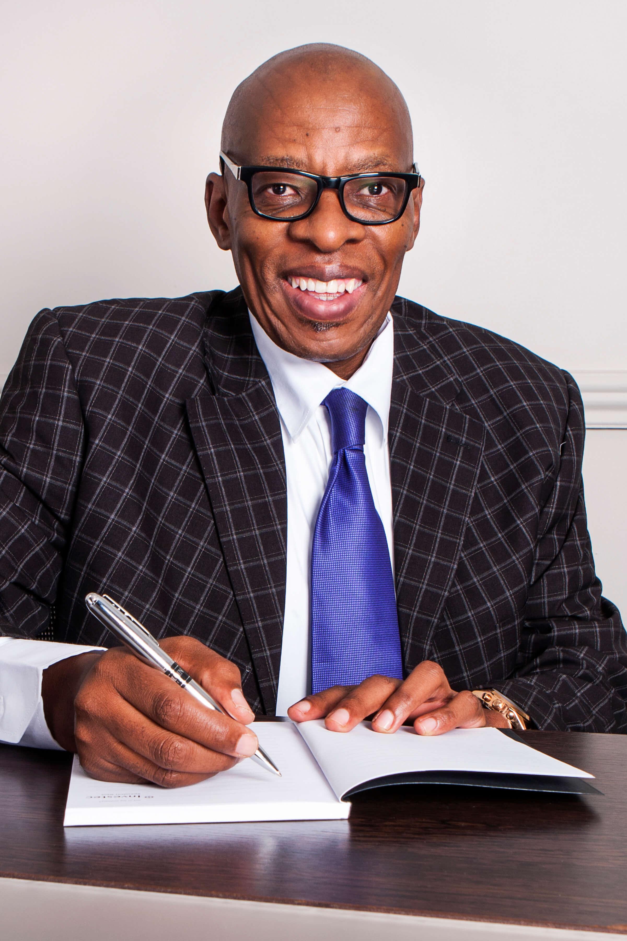 Dr Lazarus Mogudi - Non Executive Chairman